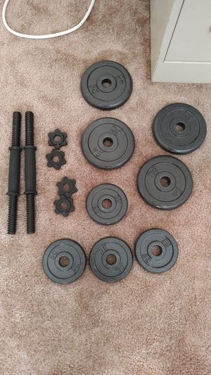 Adjustable Dumbbells for Sale in Hampton, VA