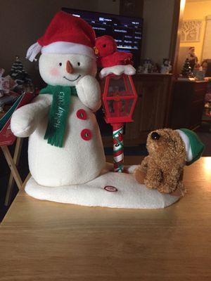 Hallmark snowman for Sale in Hublersburg, PA