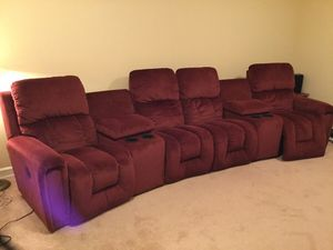 High Quality Lazboy Reclining Movie Chairs for Sale in Chalfont, PA