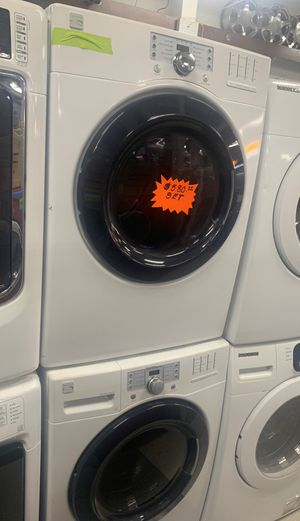 Kenmore washer and dryer frontload set for Sale in Elkridge, MD