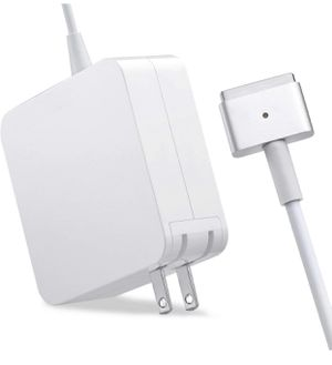 """Mac Book Pro Charger, AC 60W Magsafe2 T-Tip Power Adapter Charger Replacement for MacBook Pro 13.3"""" Retail Package A1425 A1435 A1465 A1502 (Made Afte for Sale in Winter Garden, FL"""