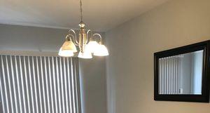 Chandelier/light fixture for Sale in Manassas, VA