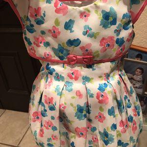 24 Months/2T Little Girl Flower Dress / Easter Dress for Sale in Norwalk, CA