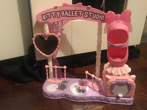 Shopkins kitty dance school toy for Sale in San Leandro, CA