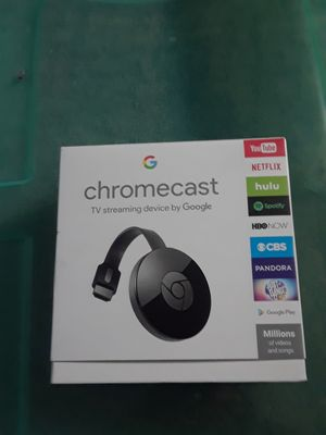 Google chrome cast for Sale in Portland, OR