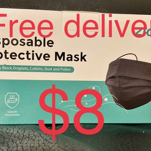 Disposable Face Masks for Sale in Commerce, CA