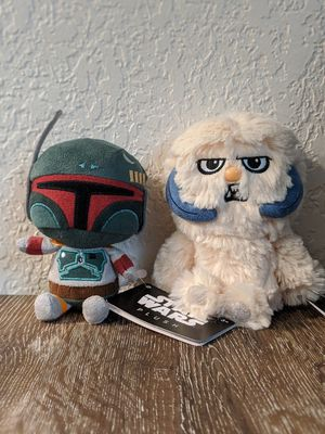 Star Wars Plushies (small) for Sale in Miami, FL