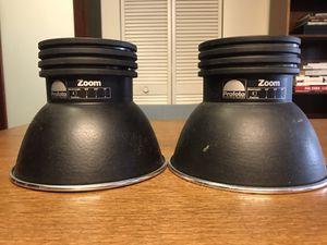 2x - Profoto Zoom Reflectors for Sale in Los Angeles, CA