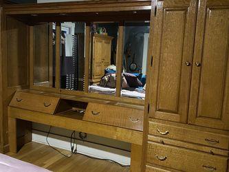 Pier Group Bedroom set Cal King for Sale in Fresno,  CA