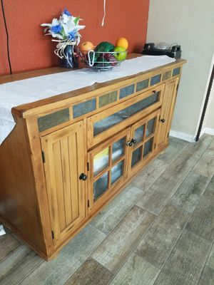 ANTIQUE CONSOLE FURNITURE for Sale in North Las Vegas, NV