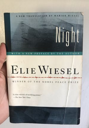 Night by Ellie Wiesel for Sale in Colton, CA