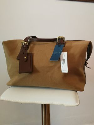 NEW Cole Haan Duffle Gym/Travel Bag for Sale in Queens, NY