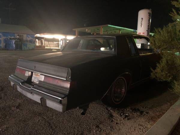 1983 Regal Buick