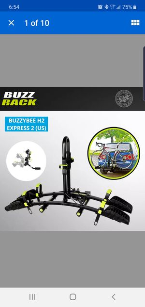 Complete buzz rack h2 2 bike Rack for Sale in Mountain View, CA