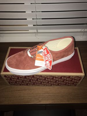 Vans (Brand new, Never worn size 9.5 men's) for Sale in Federal Way, WA