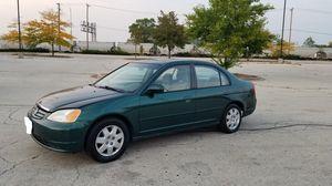 2002 Honda Civic 5 Speed - $2300 OBO for Sale in Chicago, IL