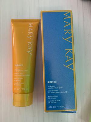 Mary Kay suncare 4 Fl oz sunscreen for Sale in Homestead, FL