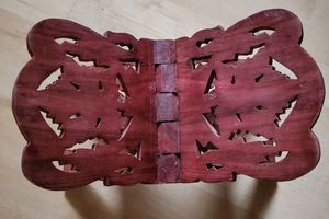 Vintage Beautiful Solid Wood Book Stand for Sale in Virginia Beach, VA