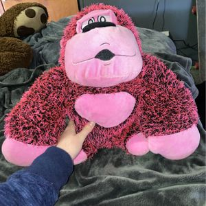 Pink And Black Monkey Stuffed Animal for Sale in Conesus, NY