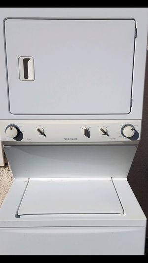 Frigidaire Washer and Dryer NEGOTIABLE for Sale in Las Vegas, NV