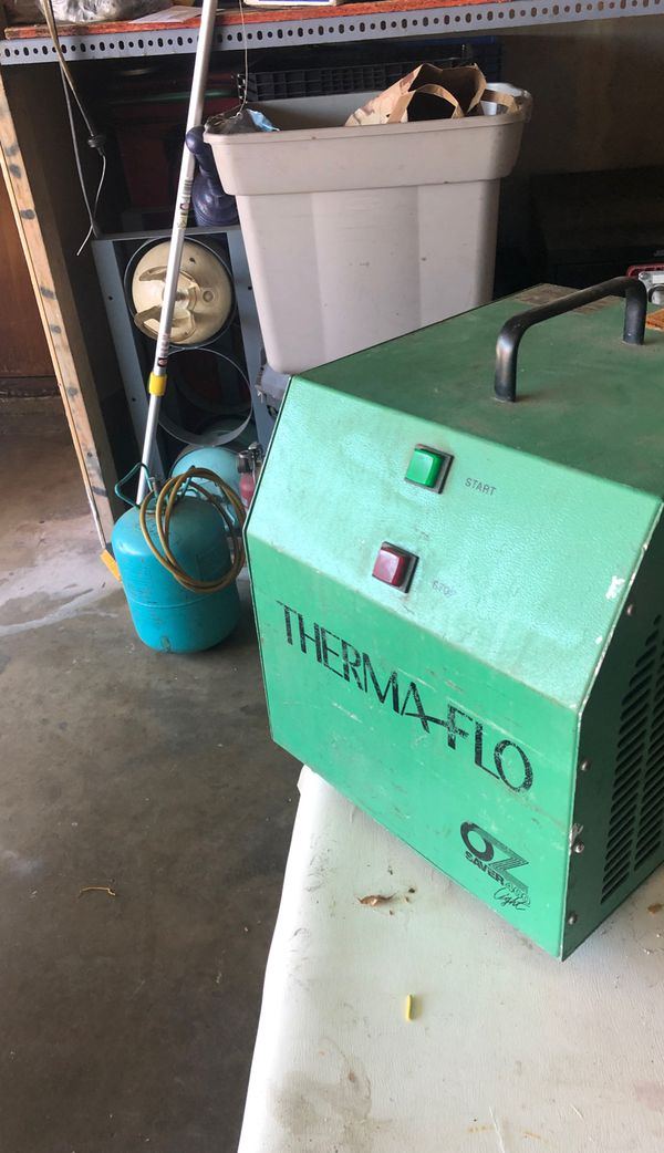 Recovery Freon therma Flo OZ