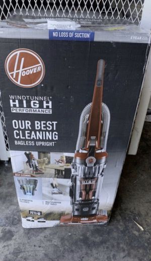 Hoover - WindTunnel 3 High Performance Pet Bagless Upright Vacuum cleaner for Sale in Phoenix, AZ