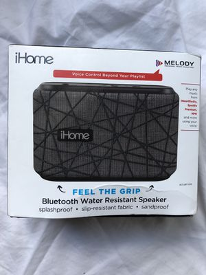 iHome Bluetooth Speaker for Sale in St. Louis, MO