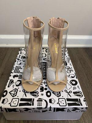 Heel booties for Sale in Lawrenceville, GA