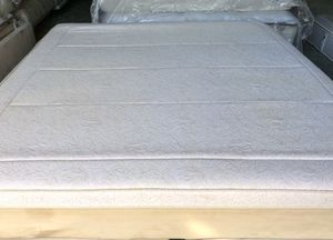 """King size Sealy Posturepedic """"TrueForm"""" -pillowtop firm memory/gel infused foam Mattress Set for Sale in Maitland, FL"""