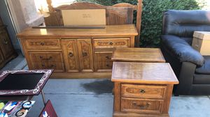 Antique Bedroom Set for Sale in Peoria, AZ