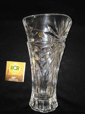 Royal Crystal Rock Vase for Sale in Poinciana, FL