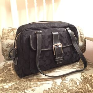 Women's Coach Bag Coach Purse Leather for Sale in Houston, TX