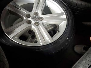 Prius rims, matrix rims, Corolla rims, scion rims, Toyota wheels for Sale in Anaheim, CA