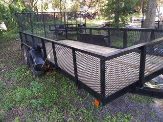 6x16 utility trailer for Sale in Dover,  FL