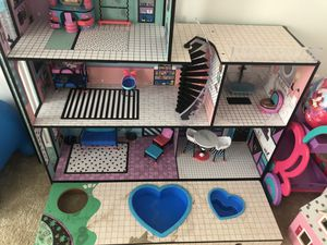 Lol doll house for Sale in Stafford, VA