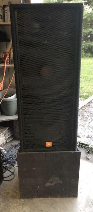 JBL SF-25 PA Speakers for Sale in Louisville, OH