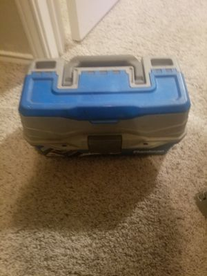 fishing tackle box for Sale in Austin, TX