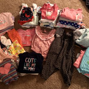 Newborn To 3 Month Girls Clothing Lot for Sale in Apollo Beach, FL
