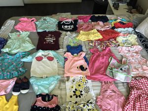 Lot of Baby Girl Clothes for Sale in Anaheim, CA
