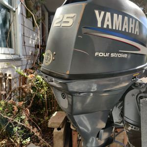 2005 Yamaha 4 Stroke 25 🐎 for Sale in San Diego, CA