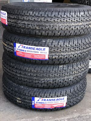 Trailer Tires for Sale in Austin, TX