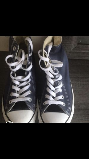Blue converse men's 7.5 for Sale in Baltimore, MD
