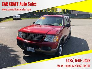 2002 Ford Explorer for Sale in Brier, WA