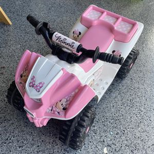 Fisher price Minnie Mouse Atv for Sale in Hollywood, FL