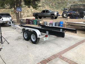 Magic Tilt boat trailer for Sale in Wildomar, CA