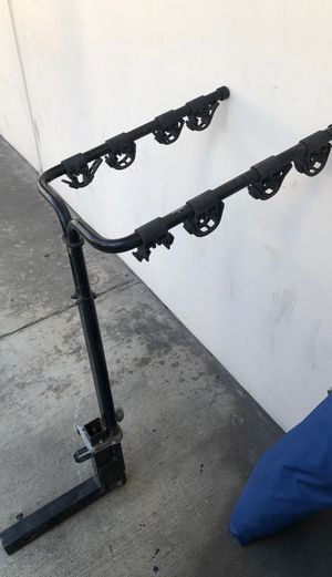 Bike Rack for 4 bikes/ Montador de bicicletas para 4 for Sale in Los Angeles, CA