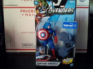 Marvel Avengers Walmart Exclusive Captain America for Sale in Fremont, CA