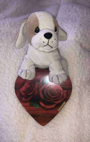 Valentines Day Dog Stuffed Animal for Sale in Miami, FL
