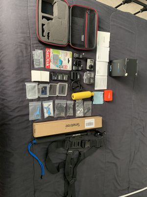 GOPRO HERO 4 bundle package (tons of extras) for Sale in Aspen Hill, MD