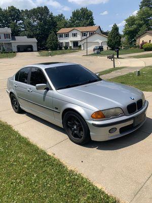 2001 BMW 330i *premium & Sport Package* custom rims for Sale in Carnegie, PA